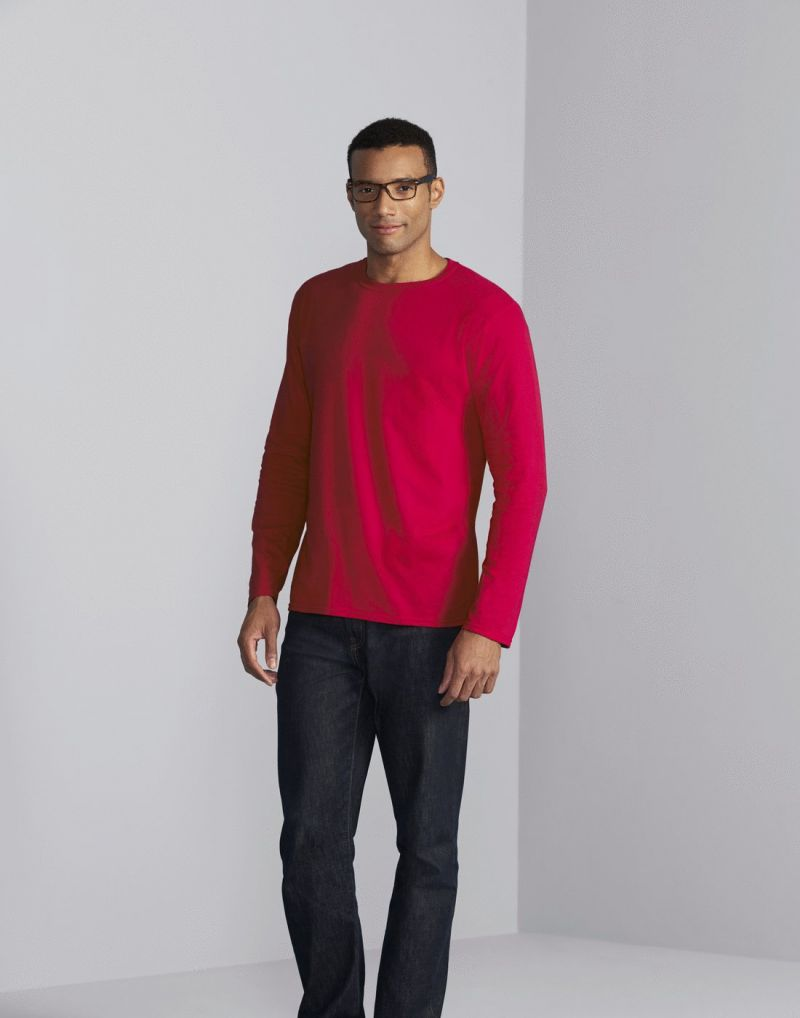 Klassic Soft Style Long Sleeve T-shirt
