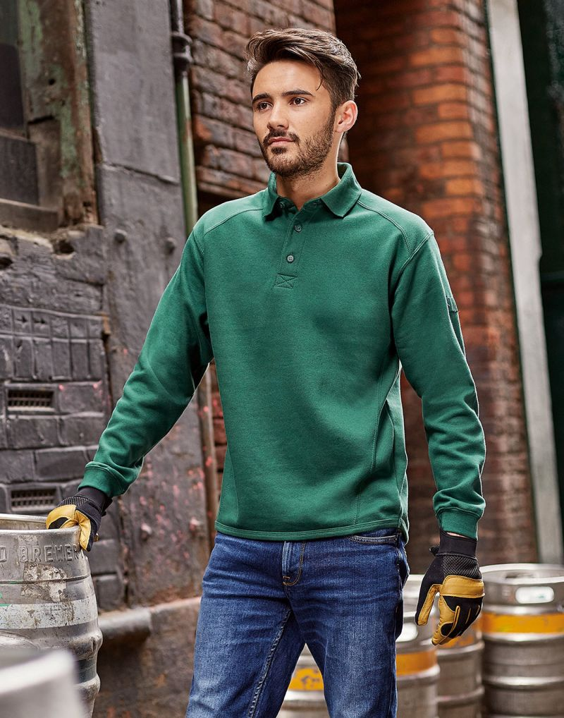 Klassic Heavy Duty Collar Sweatshirt