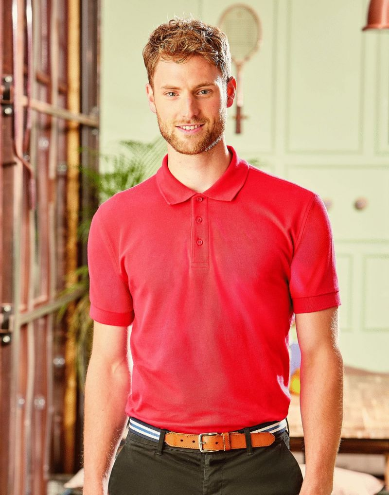 Klassic Mens Ultimate Cotton Polo