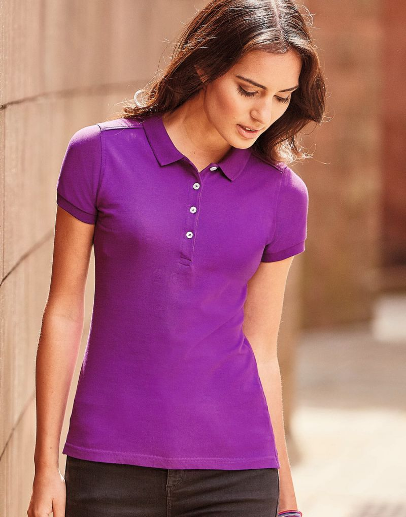 Klassic Ladies Stretch Polo
