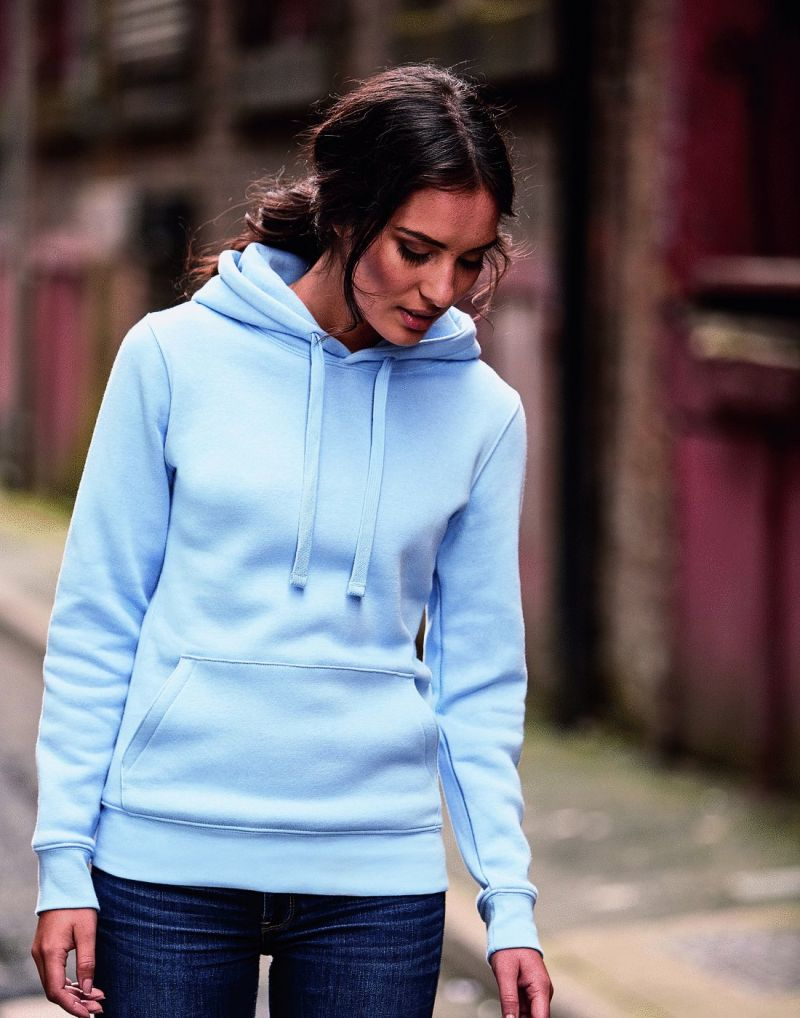 Klassic Ladies Authentic Hooded Sweat