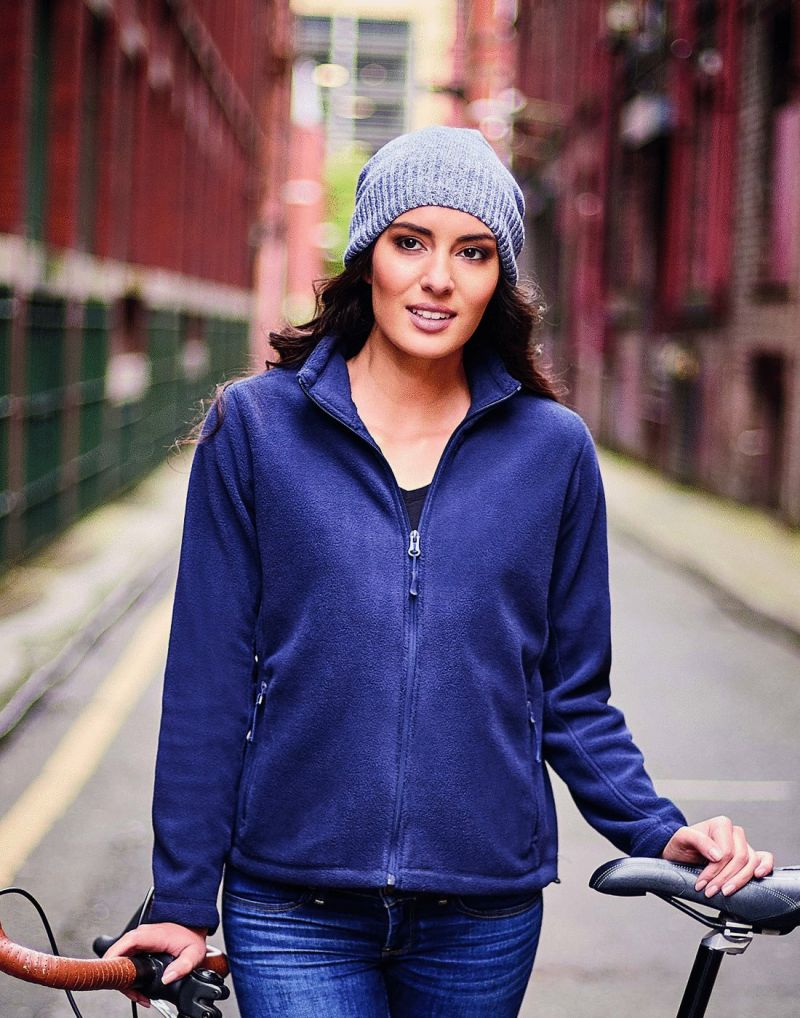 Klassic Ladies Full Zip Outdoor Fleece