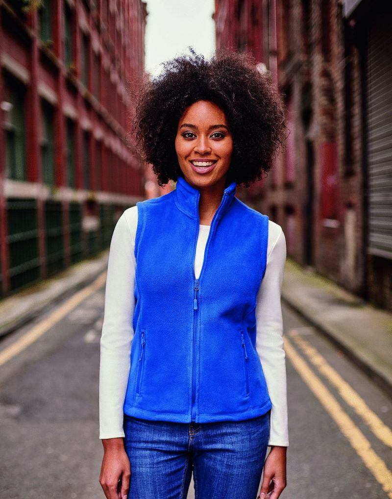 Klassic Ladies Outdoor Fleece Gilet