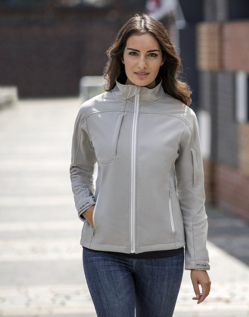 Klassic Ladies Bionic Softshell Jacket