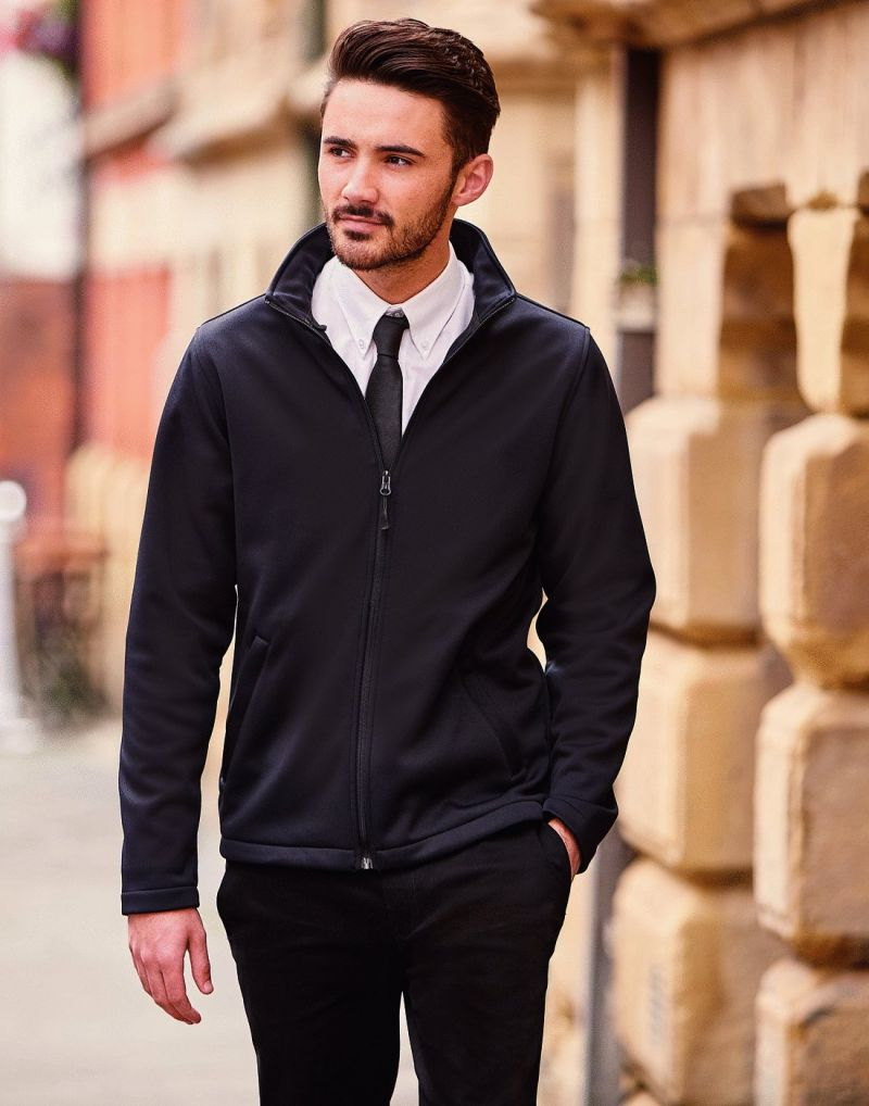 Klassic Mens Smart Softshell Jacket