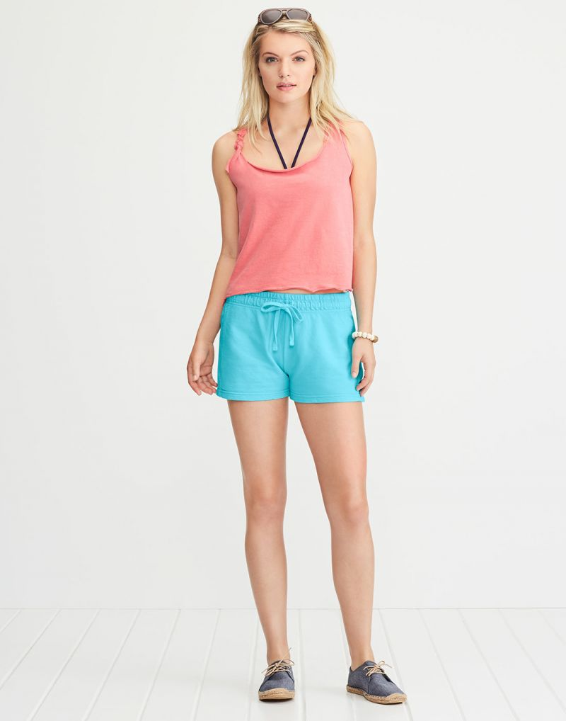 Klassic COMFORT COLORS Ladies French Terry Shorts