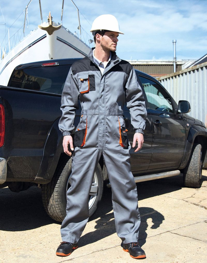 Klassic Work Guard Lite Coverall