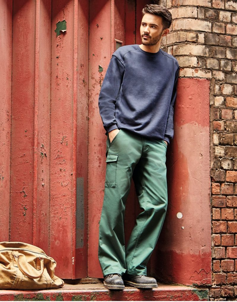 Klassic Polycotton Twill Trouser