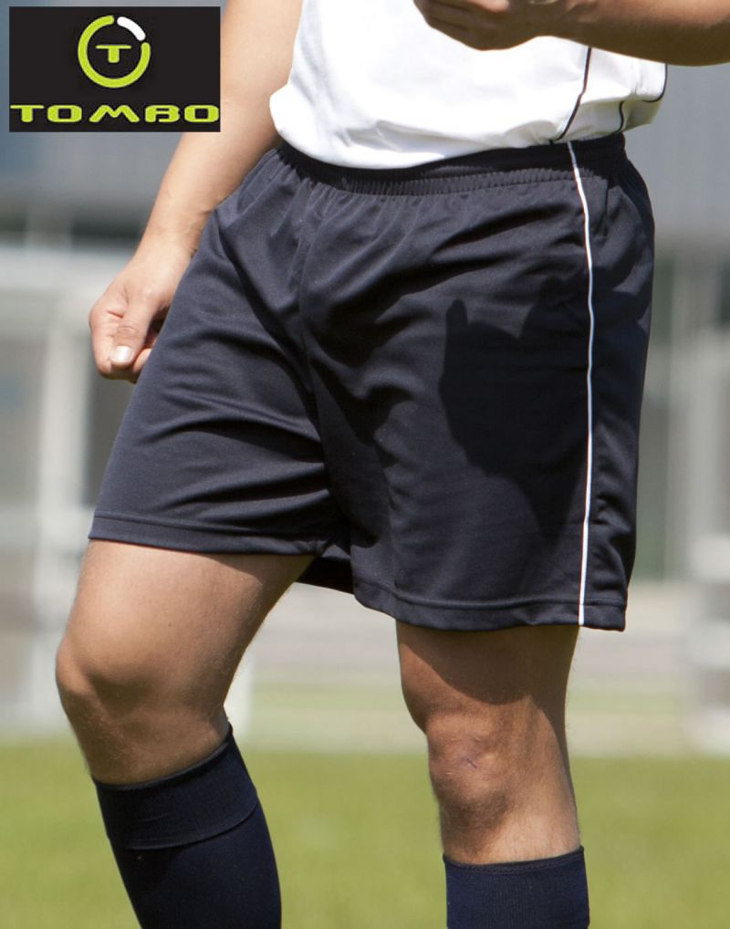 Klassic Piped Sports Shorts