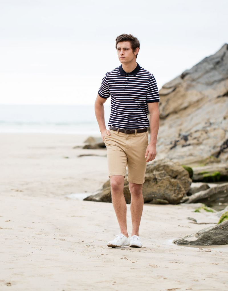 Klassic Mens Stretch Chino Shorts