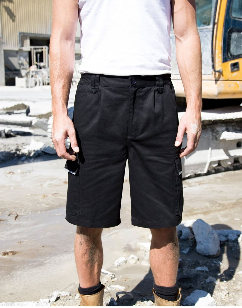 Klassic Work Guard Action Shorts