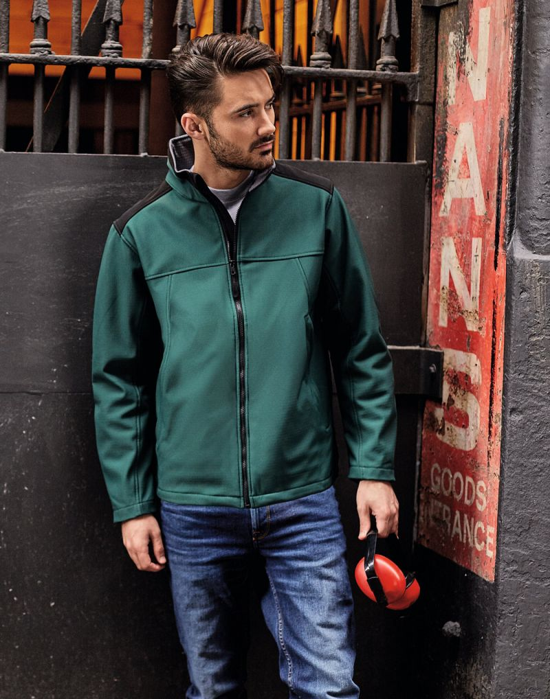 Klassic Workwear Softshell Jacket