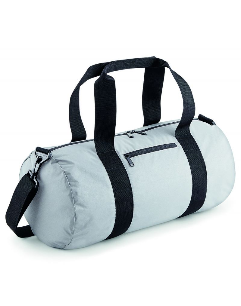 Klassic Reflective Barrel Bag