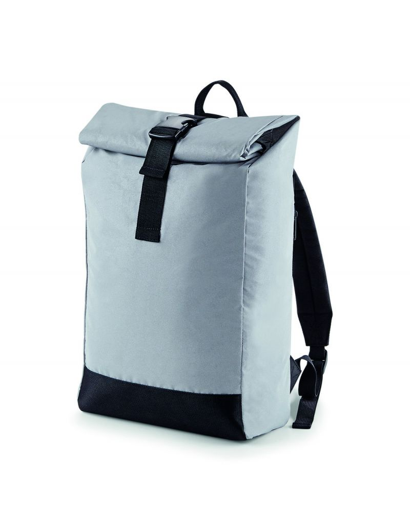 Klassic Reflective Roll-top Backpack