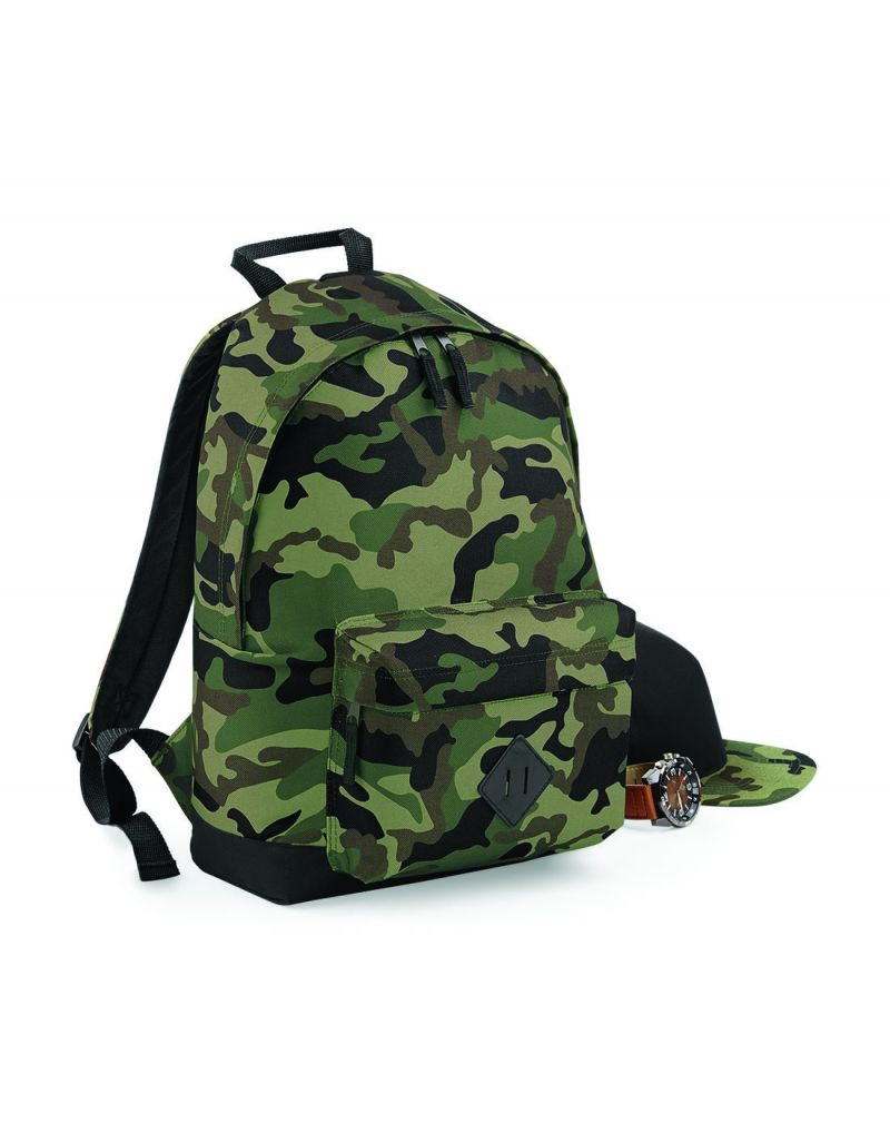 Klassic Camo Backpack