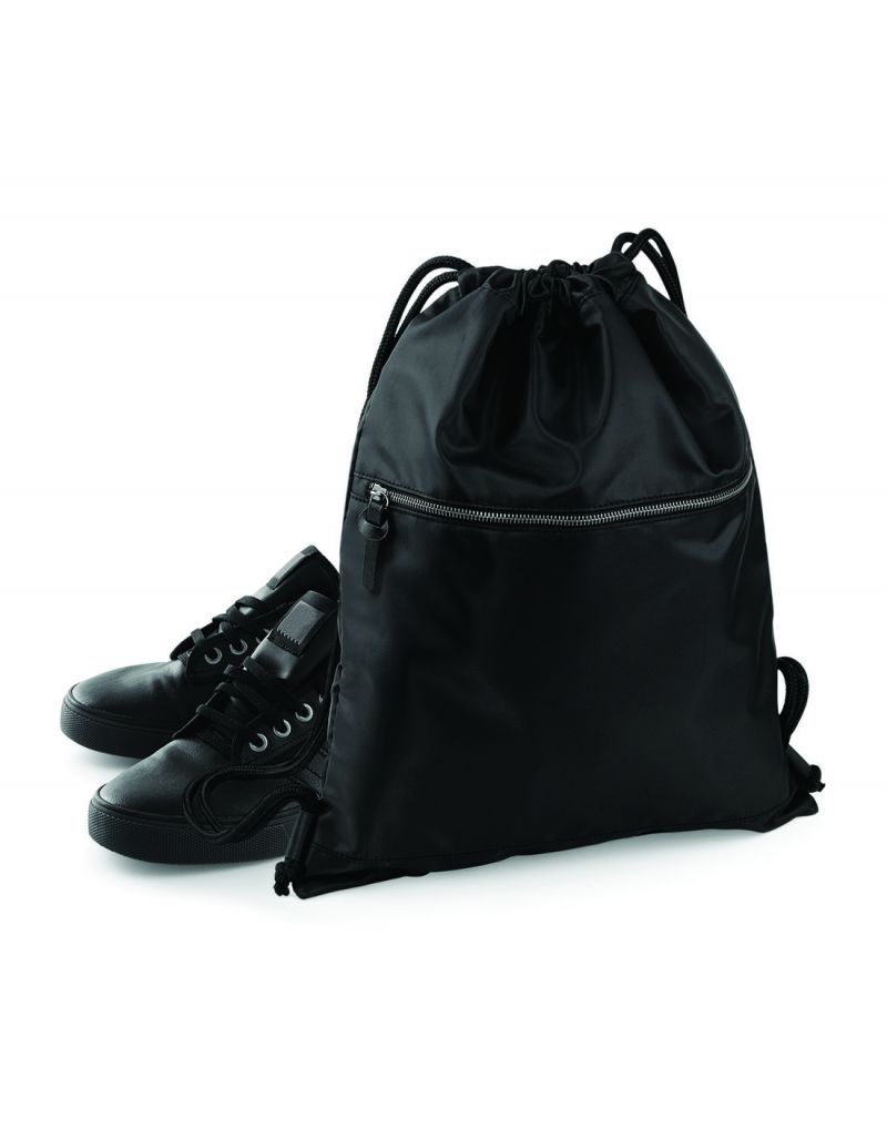 Klassic Onyx Drawstring Back Pack