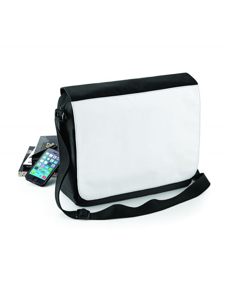 Klassic Sublimation Messenger Bag