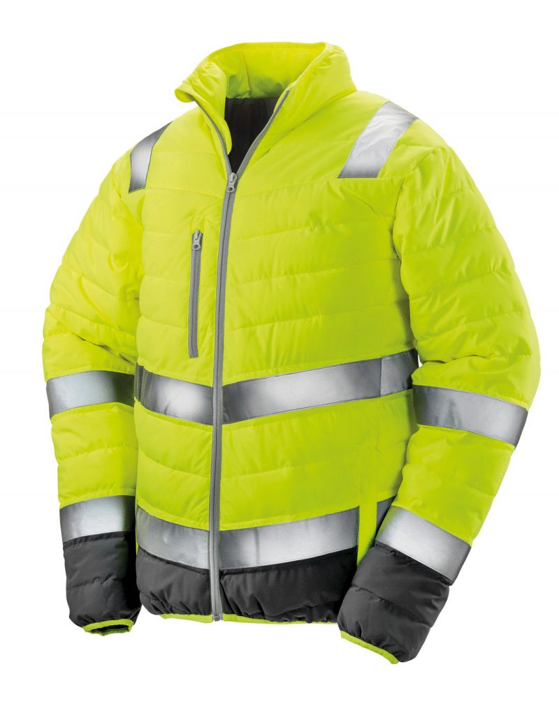 Klassic Soft Padded Safety Jacket