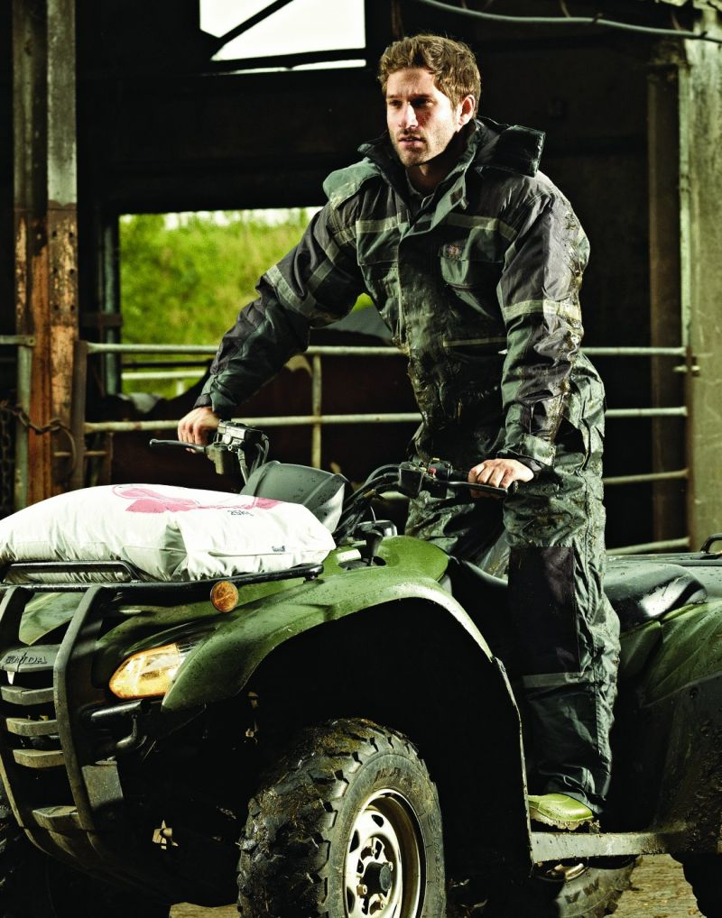 Klassic Waterproof Padded Coverall