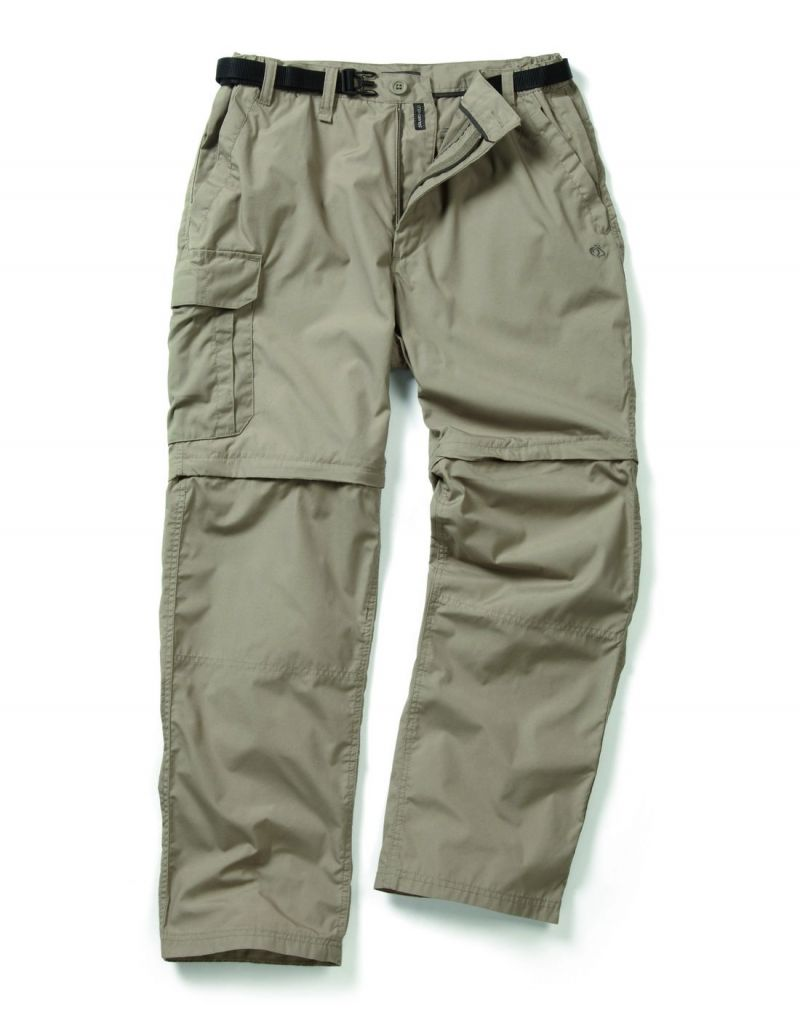 CRAGHOPPER Kiwi Zip Off Trousers