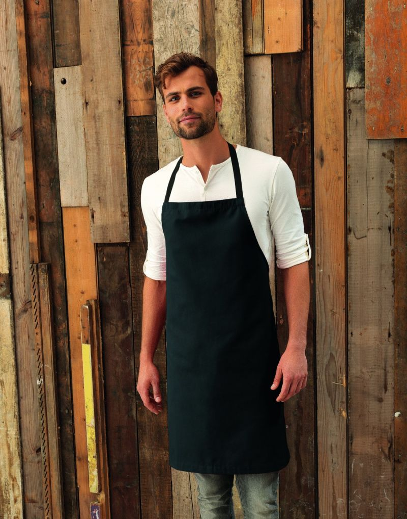 Klassic WORKWEAR Polyester/cotton Apron With No Pocket
