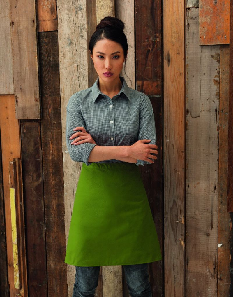 Klassic WORKWEAR Colours Mid Length Apron