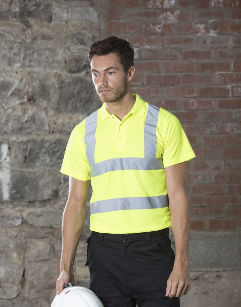 Klassic High Visibility Polo