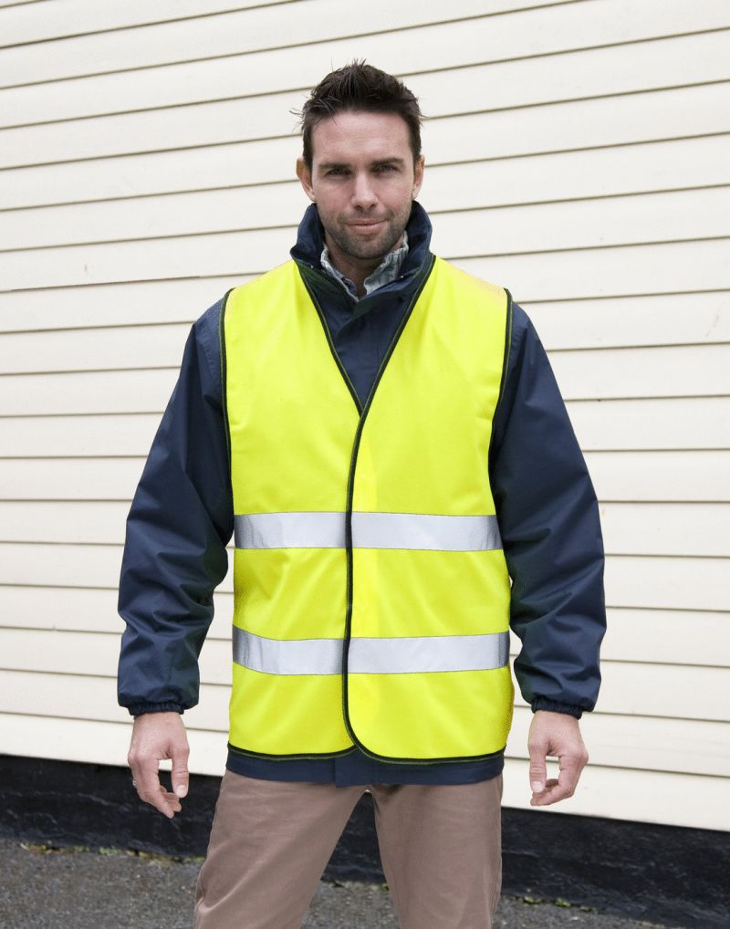 Klassic Core High-viz Motorist Safety Vest