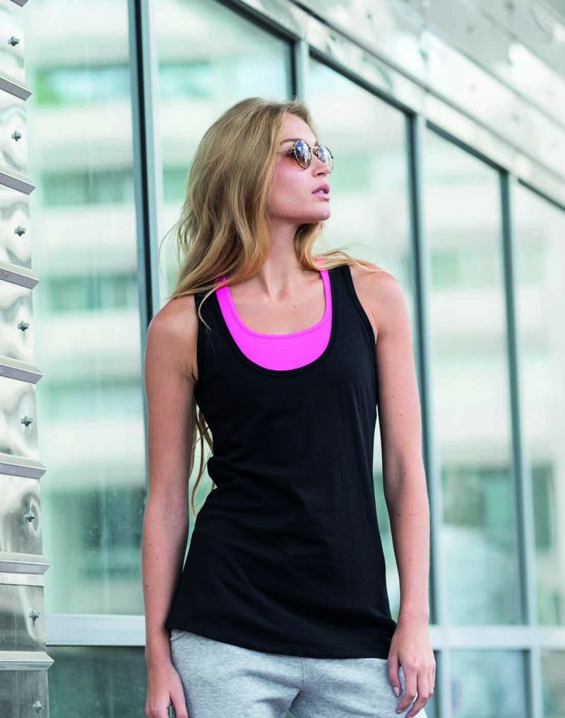 Klassic Ladies Slub Vest
