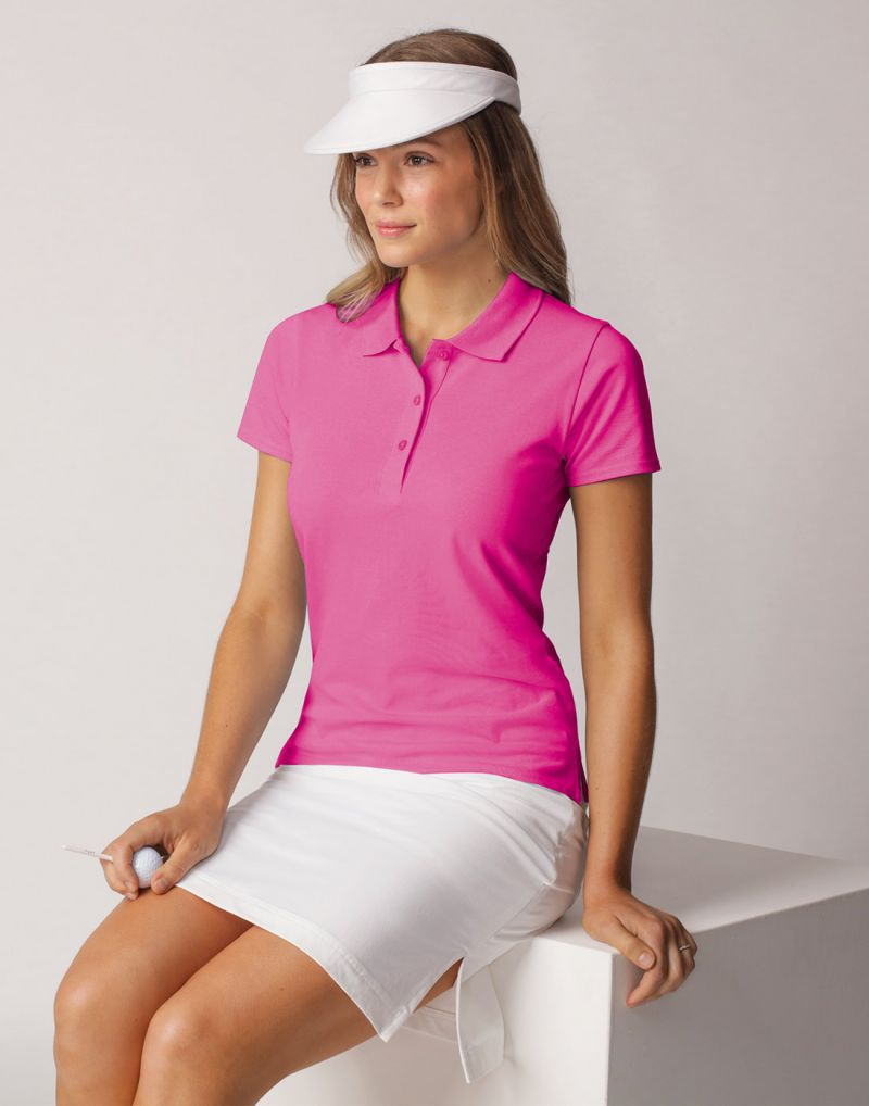 Klassic Ladies Pique Polo Shirt