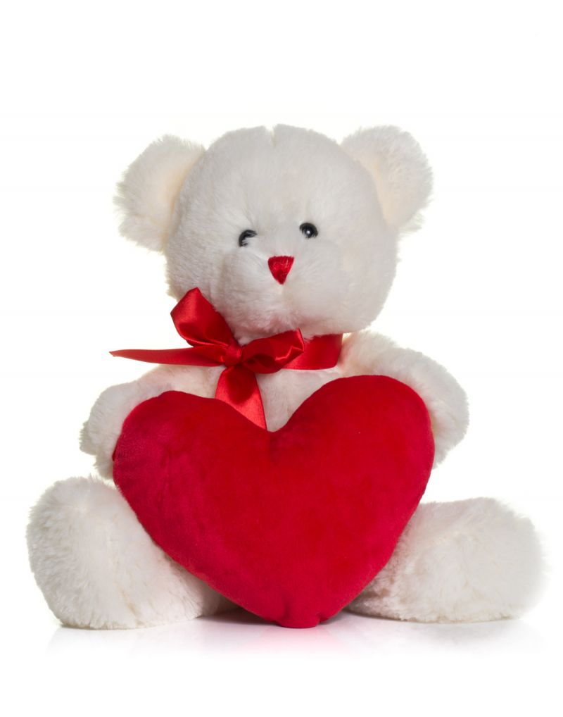 KLASSIC BEARS Heart And Gift Bear