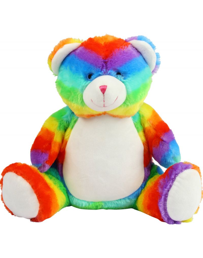 KLASSIC BEARS Zippie Rainbow Bear