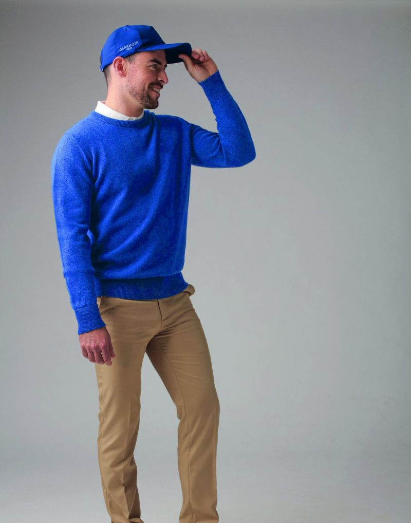 Klassic Lambswool Crew Neck Sweater