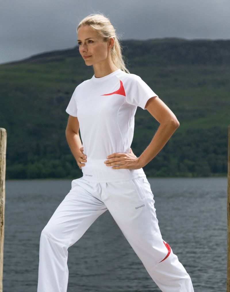 Spiro Spiro Ladies Micro Lite Team Pant