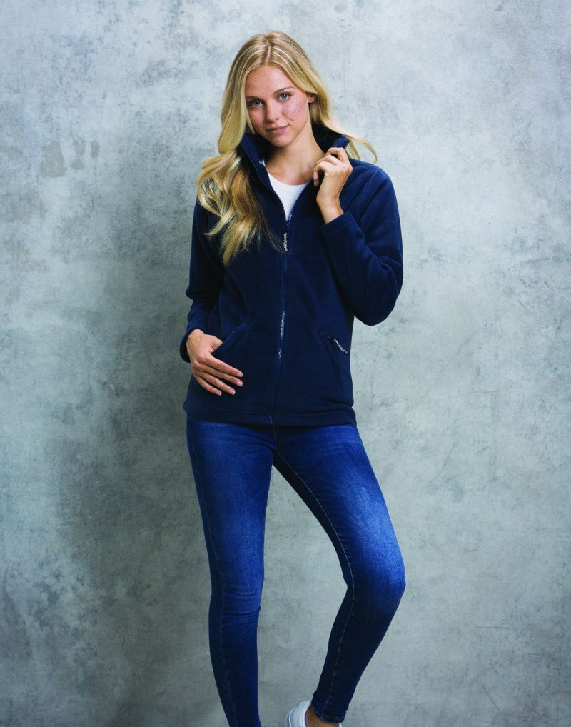Klassic Ladies Grizzly Full Zip Fleece