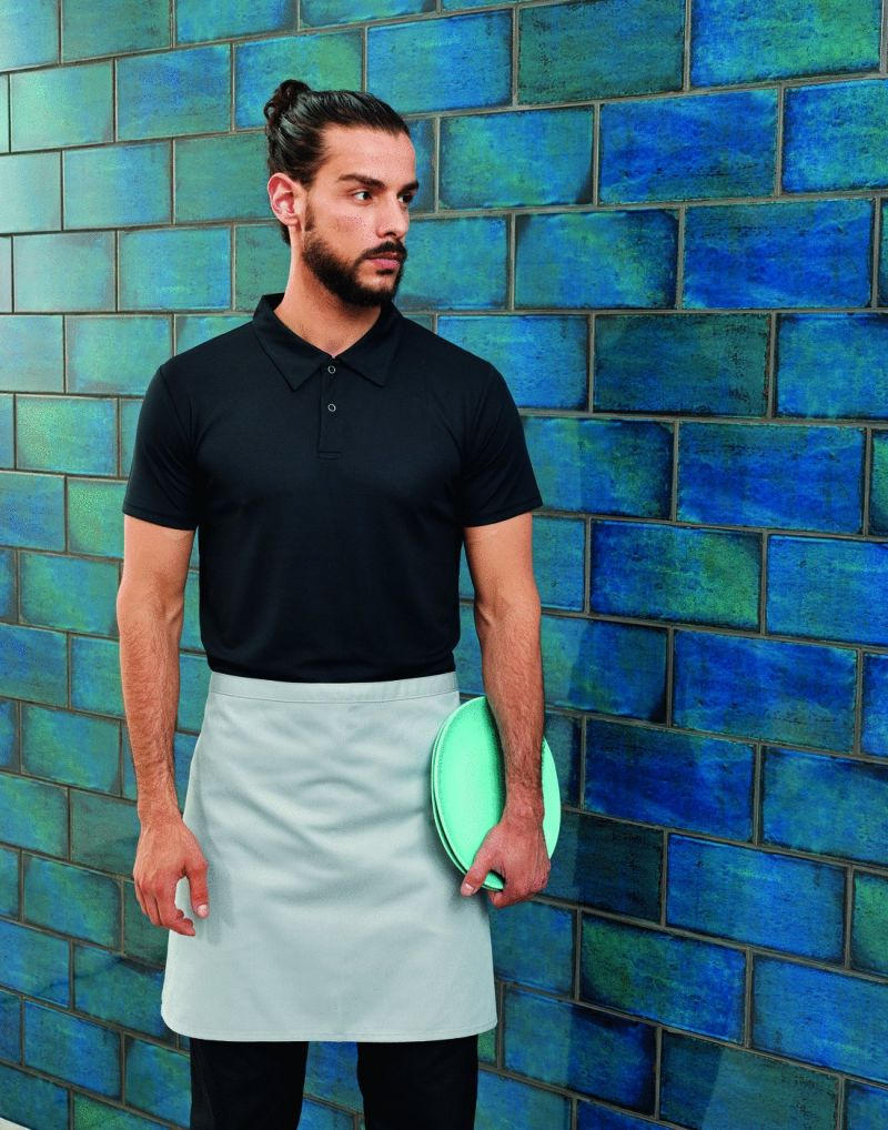 Klassic WORKWEAR Coolchecker Studded Polo Shirt