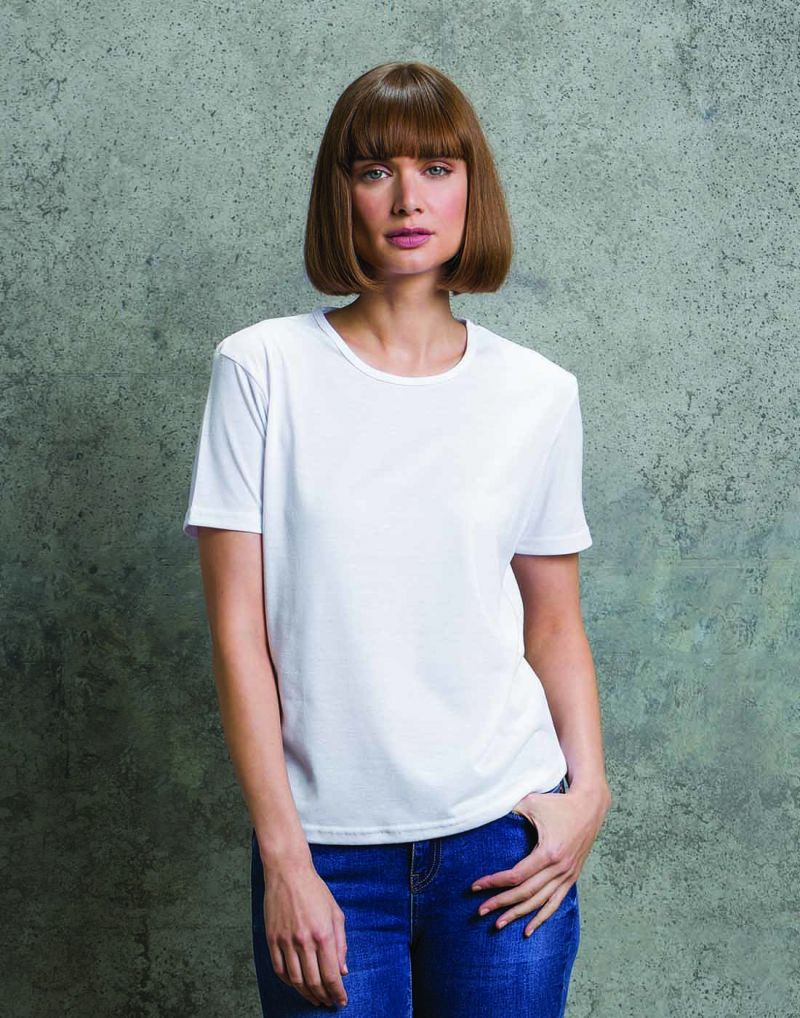 KlassicLadies Subli Plus(r) Round Neck T-shirt